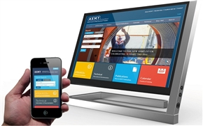 The new AEMT website is cross-platform friendly, designed to be viewed on smart phones, tablets and