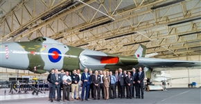 AEMT's 71st AGM at the Vulcan Experience.