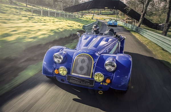 Morgan Plus 8 50th Anniversary Car
