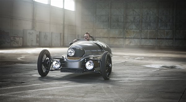 Morgan's first electric vehicle the EV3