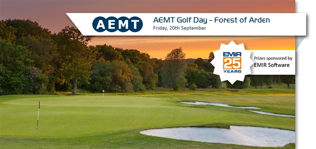 AEMT Annual Golf Day, Sponsored by EMIR Software