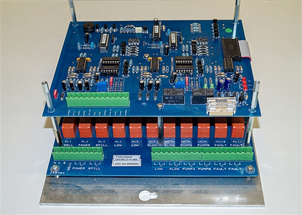 Electronic control circuitry can be designed and manufactured to suit each application