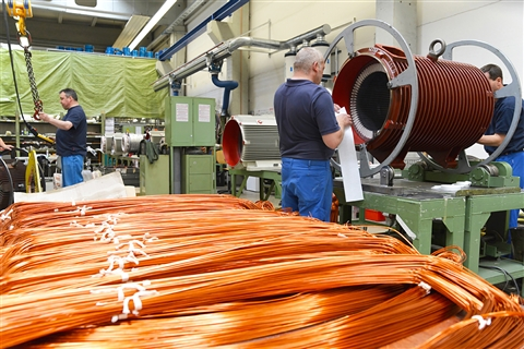 Copper in a circular economy